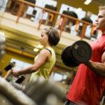 筋トレをして基礎筋肉力をアップ!